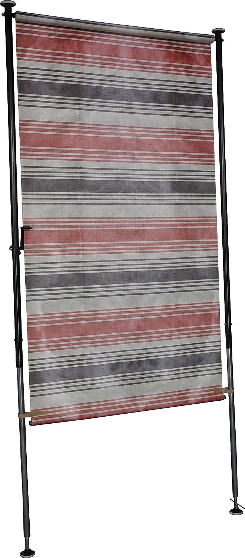 Amazon Angerer Balkon Sichtschutz Nr 5100 braun 120 cm breit