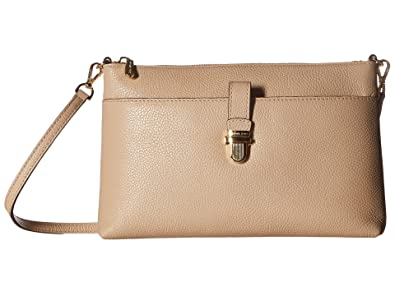 MICHAEL by Michael Kors Mercer Large Oyster Pocket Crossbody Bag one size  Oyster: Amazon.co.uk: Shoes \u0026 Bags