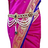 WomenSky Stylish kamarpatta ottiyanam for Wedding kamarband for Women Wedding