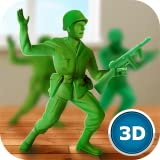 Army Toy Defense Wars Shooter 2: Tactical War Fighting Ultimate Epic Battle Military Simulator