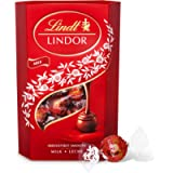 Lindt Lindor Milk Chocolate Truffles Box - Approx. 26 Balls, 337 g - Perfect for Gifting or Sharing - Chocolate Balls…