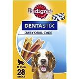Pedigree Denta Stix Medium & Large Dogs 28 Sticks 720g