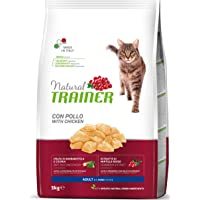 Trainer Natural Cat Adult con Pollo 3 kg - 3000 Gr