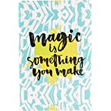 Amazon Brand - Solimo 90 GSM Diary, Plain, 112 Pages (Magic)