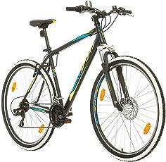 29 Zoll Bikesport THUNDER Herren Fahrrad MTB Mountainbike Hardtail Shimano 21 Gang