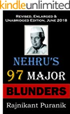 Nehru's 97 Major Blunders