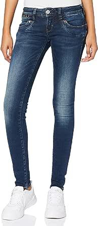 Herrlicher Piper Slim Denim Powerstretch Jeans Donna