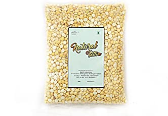 Natural Tattva Roasted Chana Daal, 500gm