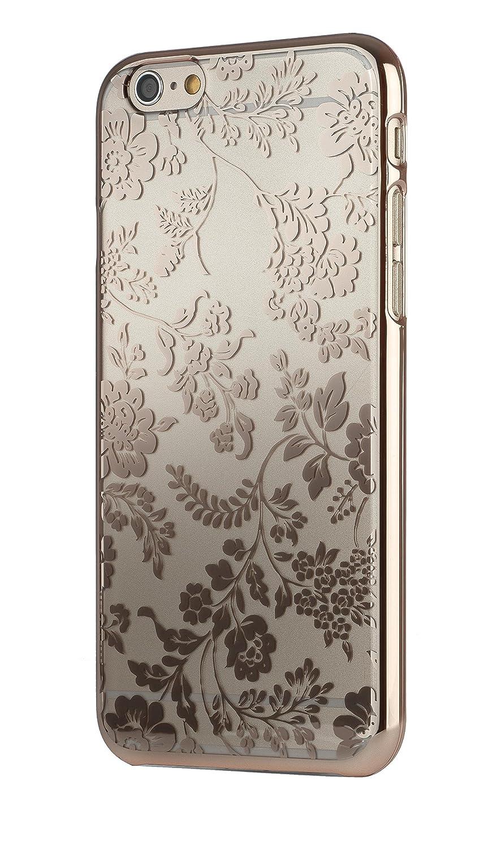 coque transparente iphone 6 fleur