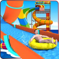 Water Slide Real Adventure 3D Ride