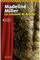 La canzone di Achille (Italian Edition) Kindle Edition