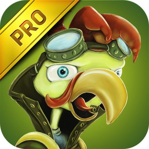 Steampunk Chicken - Pro Edition-Racing