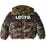 Levi's Puffer Jacket Chaqueta aislada para Niños