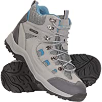 Mountain Warehouse Adventurer Womens Boots - Waterproof Rain Boots, Synthetic & Textile Walking Shoes, Added Grip Ladies…
