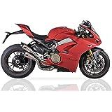 Silmotor Exhaust Slipon Muffler Silencer Double Racing For Ducati X-Diavel Xdiavel