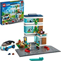 LEGO Family House Building Blocks for 5 Years and Above