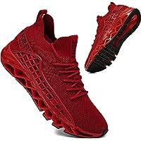 TUDOU Laufschuhe Herren Straßenlaufschuhe Sportschuhe Sneaker Herren Turnschuhe Joggingschuhe Walkingschuhe Traillauf…