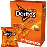 Doritos Nacho Cheese Tortilla Chips 23gm x 12