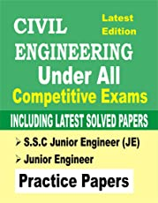 Civil Engineering 2019 : Conventional & Objective Type : Including Latest Solved Papers