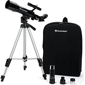 Celestron Speciality Series Travel Scope 50 Telescope (Black)