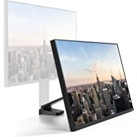 """Samsung Monitor Space Monitor S32R750, 32"""" UHD 4K, 3840 x 2160, Cornice Sottile, Base con Morsetto"""