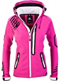 Rock Creek Damen Softshell Jacke Windbreaker D-402