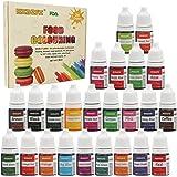 Dr. Oetker Colorantes Alimentarios, 4 x 10g: Amazon.es ...