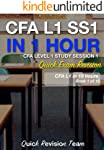 CFA LEVEL 1 STUDY SESSION 1 IN ONE HOUR - QUICK EXAM REVISION (CFA LEVEL 1 EXAM PREP IN 18 HOURS)