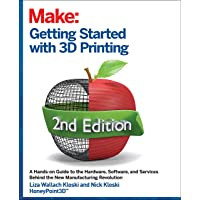 Getting Started with 3D Printing, 2e: A Hands-on Guide to the Hardware, Software, and Services Behind the New…