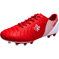 Boys Girls Football Boots FG/TF Teenager Soccer Athletics Training Shoes Indoor Outdoor Sports Sneakers for Unisex Kids