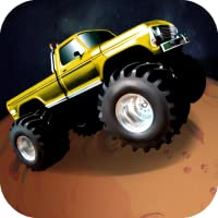 Monster Truck Moon Racing Pro