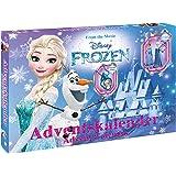 Craze 57309 - Adventskalender Disney Frozen, Die Eiskönigin