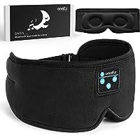 Schlafkopfhörer Bluetooth 5.0, onaEz 3D Schlafmaske Augenmaske Schlaf Kopfhörer,Waschbare Schlafbrille, HiFi…