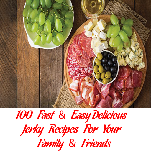 Easy and Fast Delicious Jerky Recipes ()