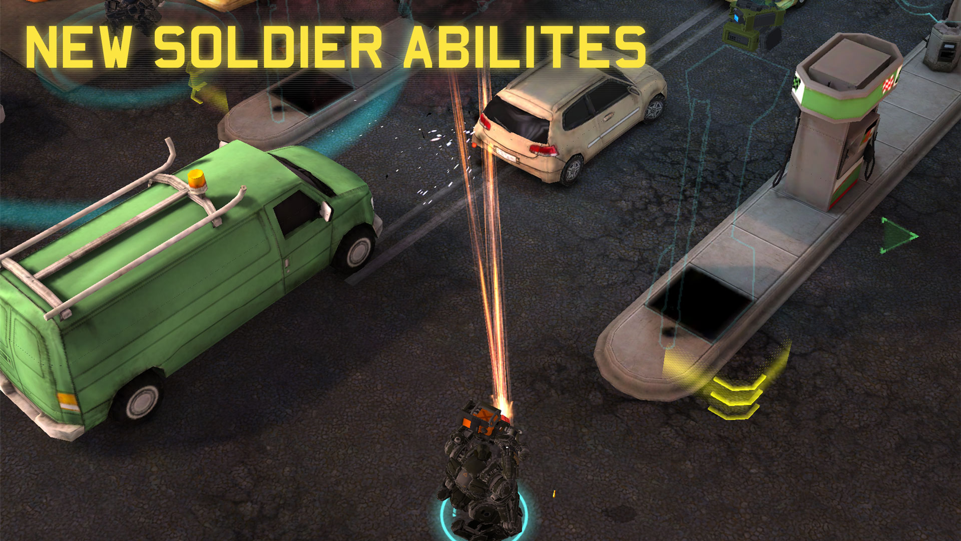XCOM®: Enemy Within (Fire Edition) Screenshot