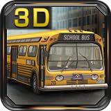 School Bus Mania 3D Parking