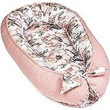 Nido Bebe Recien Nacido - Reductor de Cuna nidos para Bebes cojin colecho Rosa