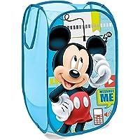 Superdiver Panier Pliable pour Enfants en Tissu avec poignées - Disney Mickey Mouse I Cube Organisateur pour vêtements…