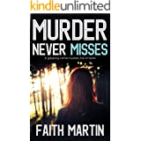 MURDER NEVER MISSES a gripping crime mystery full of twists (DI Hillary Greene Book 14) (English Edition)