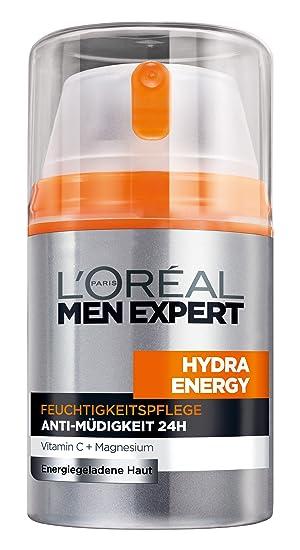 L'Oréal Paris Men Expert Hydra Energy Anti-Fatigue Moisturiser ...