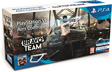 Sony Bravo Team with Aim Controller Bundle (PSVR)