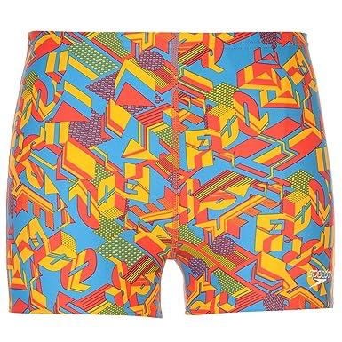 2107b3880033 Speedo Clash Aqua Enfant Garçons Maillot De Bain Short Natation Bermudas  Plage  Amazon.fr  Vêtements et accessoires