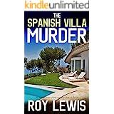 THE SPANISH VILLA MURDER an addictive crime mystery full of twists (Eric Ward Mystery Book 9) (English Edition)