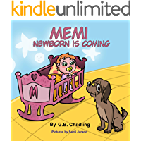 Memi newborn is coming: Childen's Book About the Importance of Loving a Dog. How to Introduce Your Dog to Your New Baby…