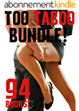 Too Taboo Bundle (94 Books!) (English Edition)
