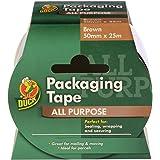 SHURE Duck Tape Packaging Brown 50mm X 25m