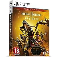 Mortal Kombat 11 Ultimate - Steelbook - D1 (PS5)