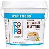 MYFITNESS Original Peanut Butter Smooth 2.5 kg