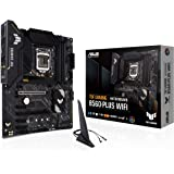 ASUS TUF Gaming B560-PLUS WiFi moederbord Intel B560 LGA 1200 ATX (8+1 fasen voeding, PCIe 4.0, 2xM.2, HDMI 2.0, DisplayPort