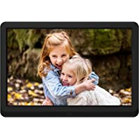 Digital Photo Frame 10 Inch NAPATEK Digital Picture Frame 1920x1080 High Resolution 16:9 FHD IPS Screen Image Preview…